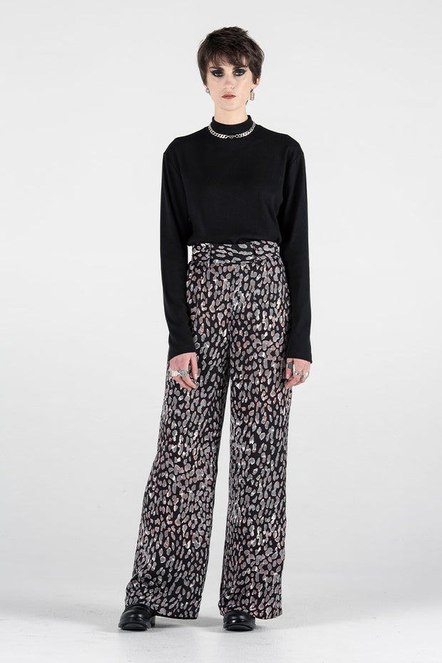 Ink Cat Pant Leopard | Shop Stolen Girlfriends Club SGC