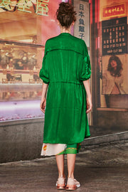 Cooper The Duster Truth Coat - Green