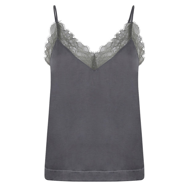 Love Stories Camelia Top Grey | shop Love Stories at IKON, Arrowtown, NZ