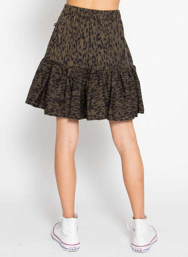 Hopeful Skirt - Olive