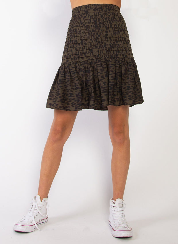Hopeful Skirt - Olive | Buy Federation online at IKON