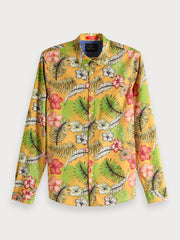 Mens Colourful Shirt Regular Fit