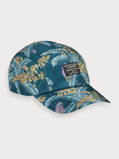 Mens Printed Cap