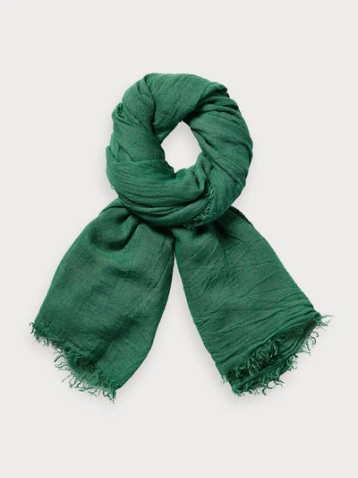 Maison Scotch Lightweight Modal Scarf Rainforest