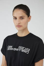 C&M Huntington 2.0 Tee | Shop C&M Camilla and Marc at IKON NZ