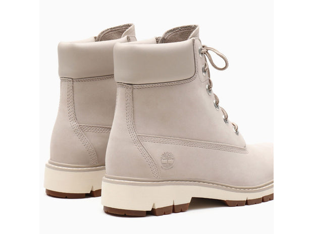 Womens Lucia Way 6-Inch Waterproof Boot - Light Taupe