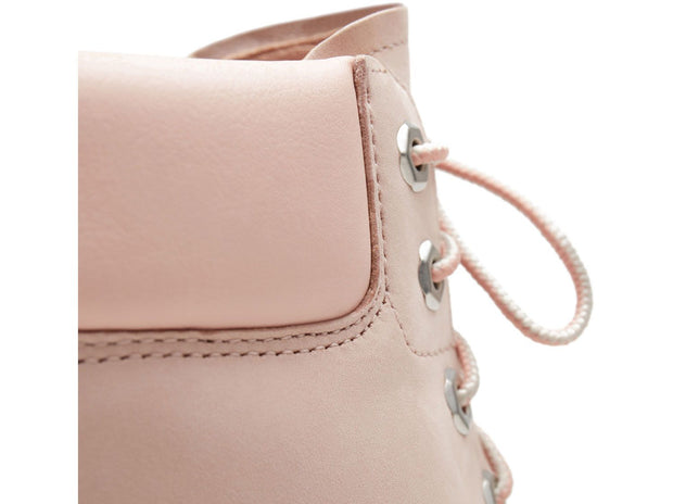 Womens Lucia Way 6-Inch Waterproof Boot - Light Pink