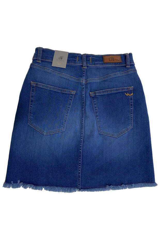 LTB Innie Skirt - Espina Wash | Shop LTB Denim at IKON Arrowtown NZ