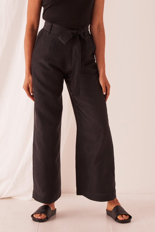 Assembly Label Ivy Pant - Black | Shop Assembly Label at IKON