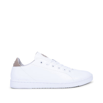 Woden Jane Leather - Bright White | Shop Woden at IKON Arrowtown NZ