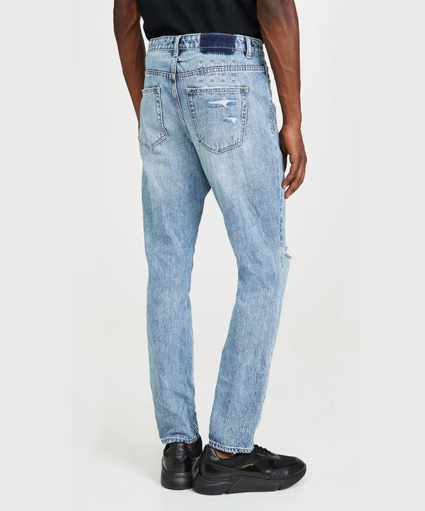 Ksubi Mens Wolf Gang Jean - No Rules Denim