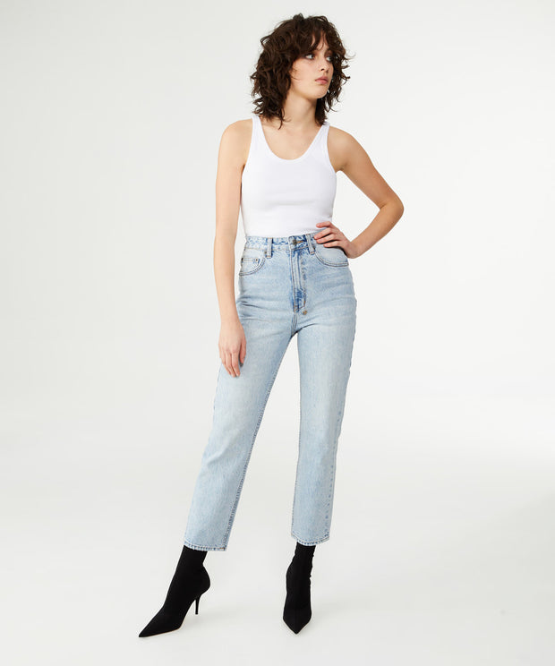 Womens Chlo Wasted Jean - Karma