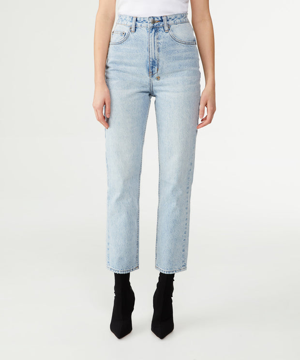 Womens Chlo Wasted Jean - Karma | Shop Ksubi IKON Arrowtown