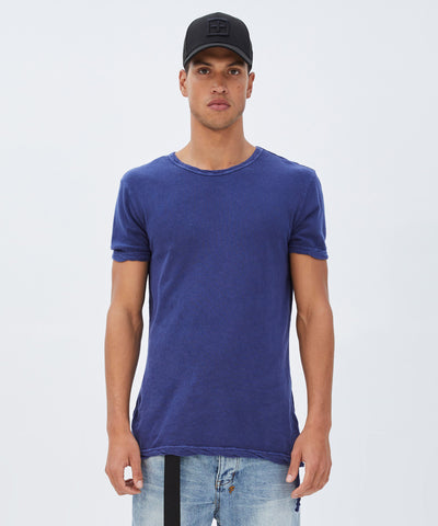 Ksubi Mens Bad Habits SS Tee - Ink