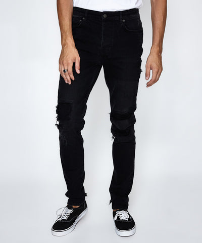 Mens Chitch - Boneyard Black