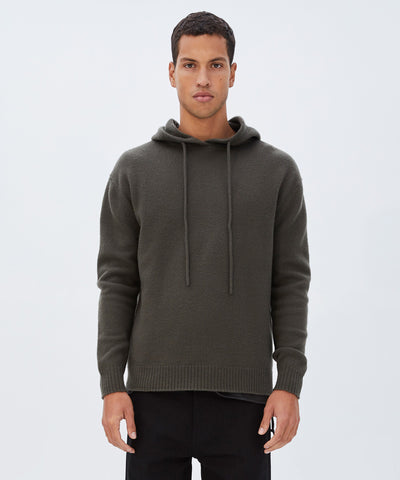 Mens Heroine Knit Khaki | Shop Ksubi online IKON Arrowtown NZ