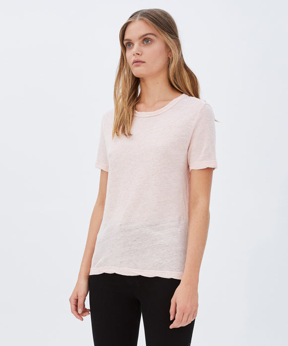 Womens Iggy Tee - Pink | Shop Ksubi Online at IKON