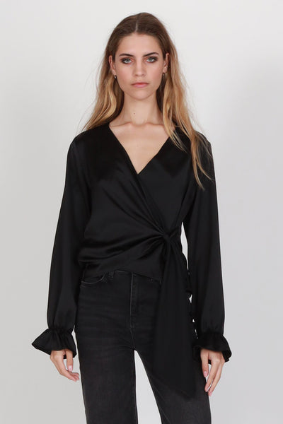 Federation Lenny Blouse | Shop online at IKON, Arrowtown NZ