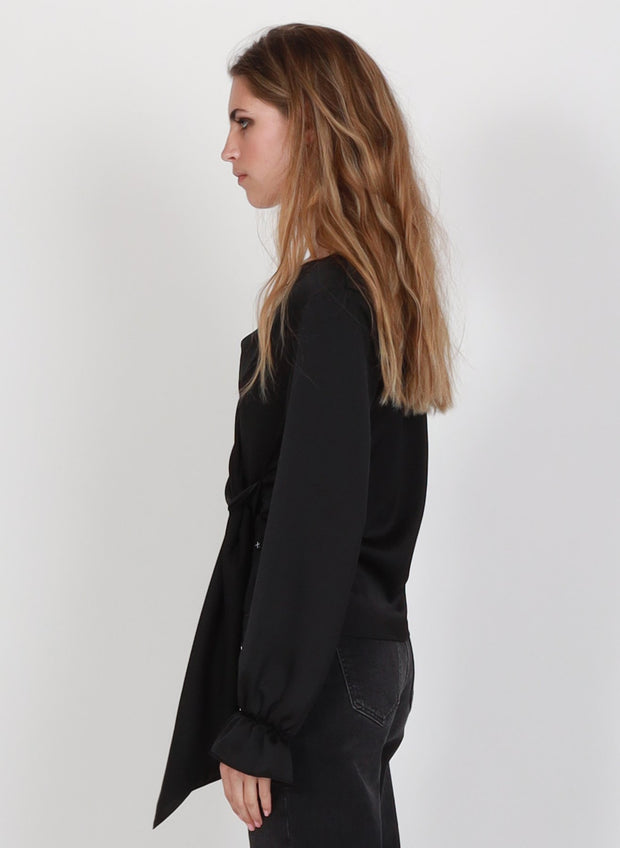 Lenny Blouse - Black