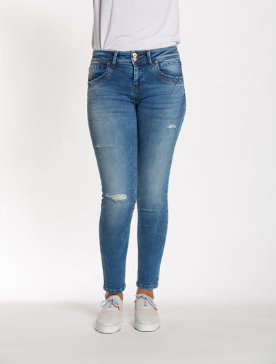 LTB Senta Jean Ritnoblue Wash | Shop LTB Jeans at IKON