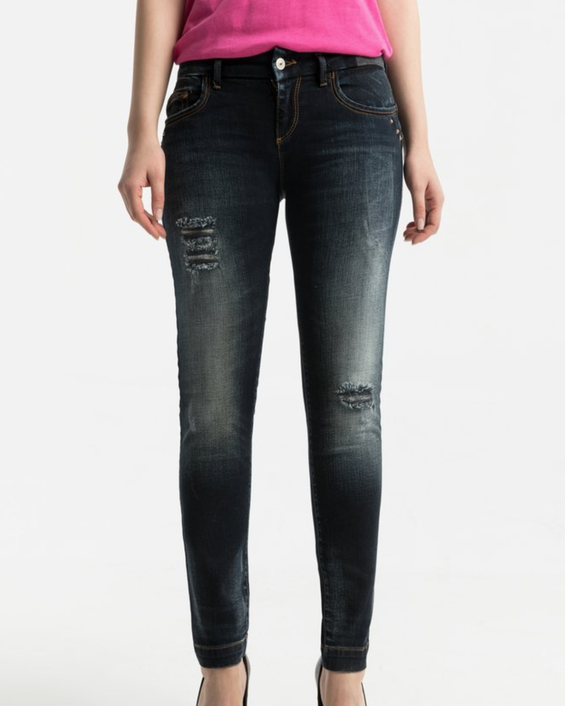 LTB Beccy Starbust Jean | Shop LTB Jeans at IKON in Arrowtown NZ