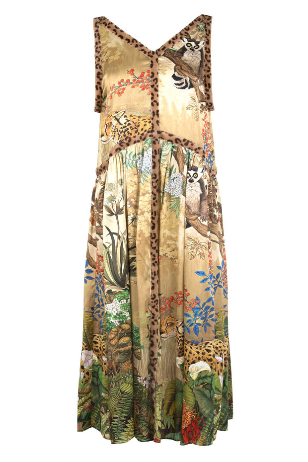 Cooper Safari Ready Dress - Jungle Print