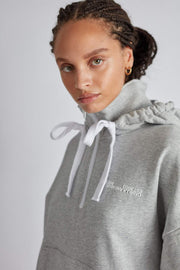 C&M Logan 2.0 Hoodie - Grey | Shop C&M Camilla and Marc at IKON NZ