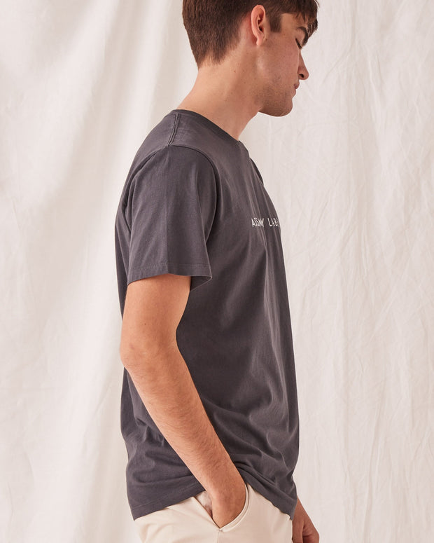 Mens Logo Tee | Shop Assembly Label at IKON, Arrowtown NZ