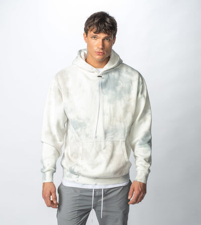 Zanerobe Cloud Hood Sweat Milk/Cement