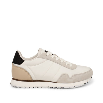 Woden Nora III Leather - Whisper White | Shop Woden at IKON NZ