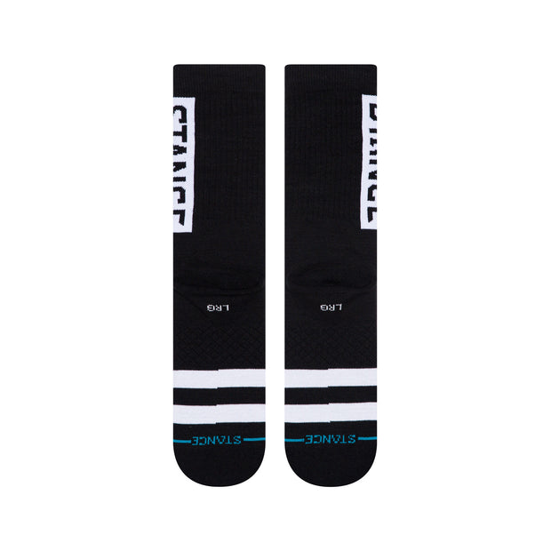 Stance OG Socks - Black