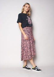 The Drifter Skirt Dusky Tiger | Shop The Others at IKON NZ