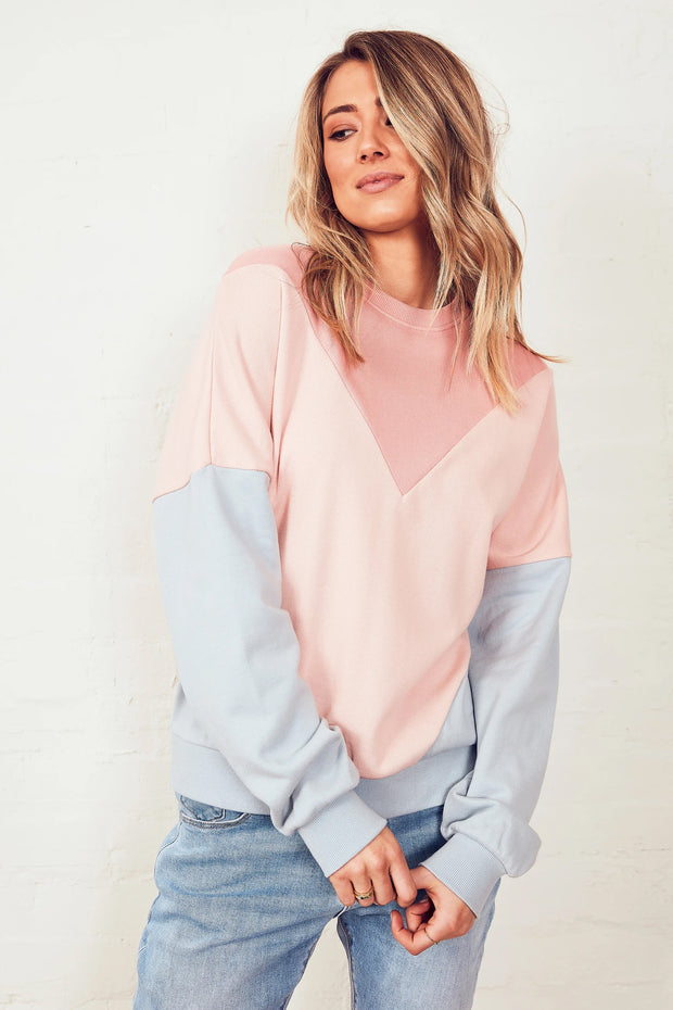 The Panelled Sweat | Shop The Others at IKON NZ