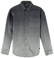 Mens LS Shirt - Ombre Dark Moon