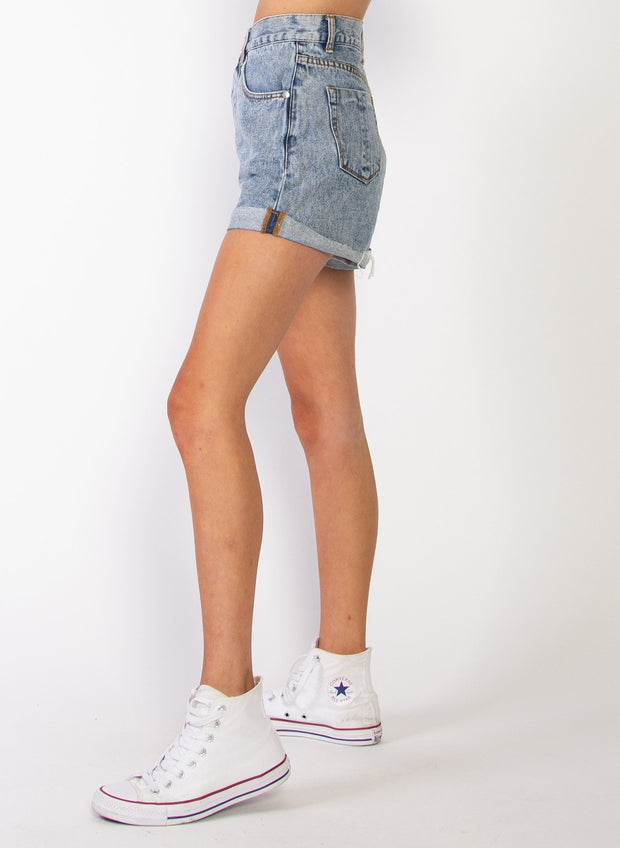 Pals Short - Washed Blue | Buy Federation online at IKON