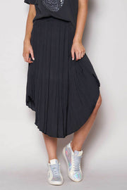 The Pleated Skirt - Black | Shop The Others at IKON NZ