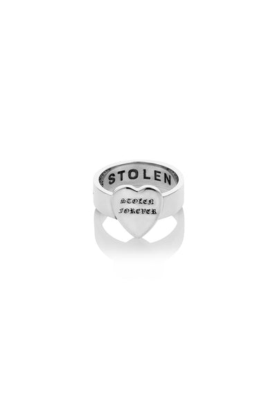 Stolen Forever Ring | Shop Stolen Girlfriend Jewellery at IKON NZ