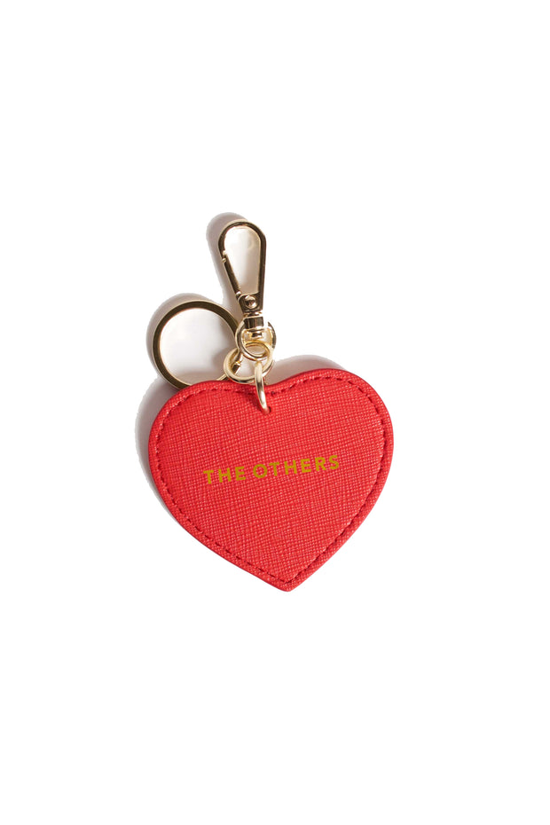 The Heart Keyring - Red | Shop The Others at IKON NZ