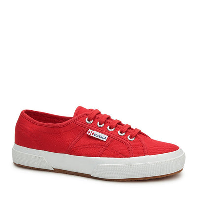 Superga 2750 Cotu Classic - Red/White | Shop Superga at IKON in Arrowtown, NZ