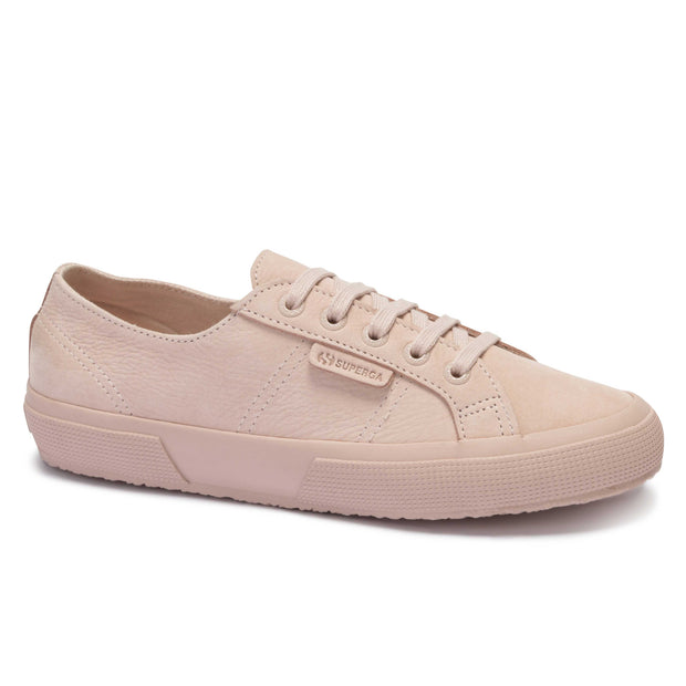Superga 2750 Buttersoft Leather Total Pink | Shop Superga at IKON NZ
