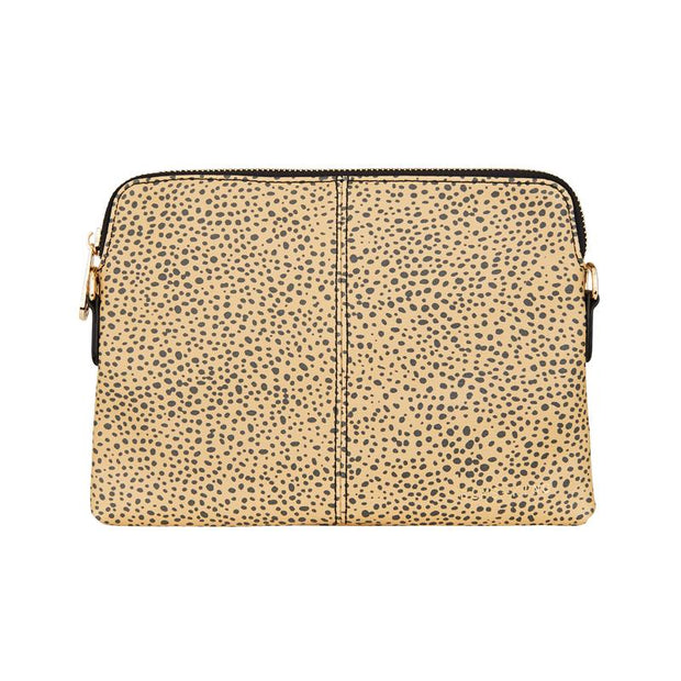 Bowery Wallet Cheetah | shop Elms&King at IKON, Arrowtown, NZ