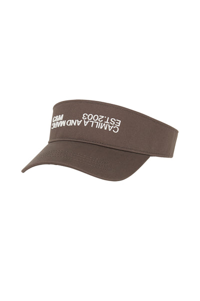 C&M Harvey Visor | Shop Camilla and Marc at IKON Arrowtown NZ