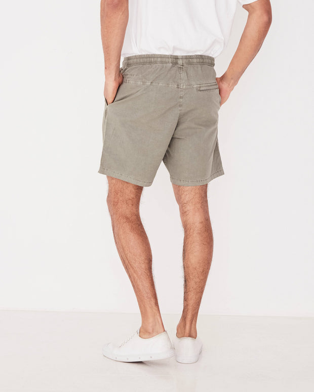 Mens Ocean Swim Short - Seagrass