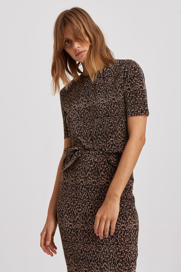 Saloon Top - Leopard