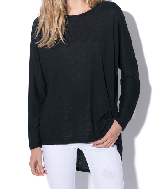 Around Again Long Sleeve Top | Shop Silent Theory at IKON Arrowtown NZ