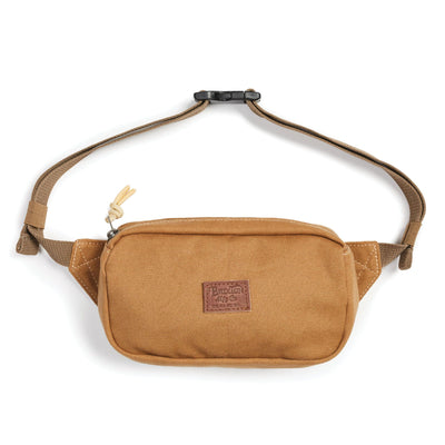 Brixton Stewart Hip Pack - Dark Copper