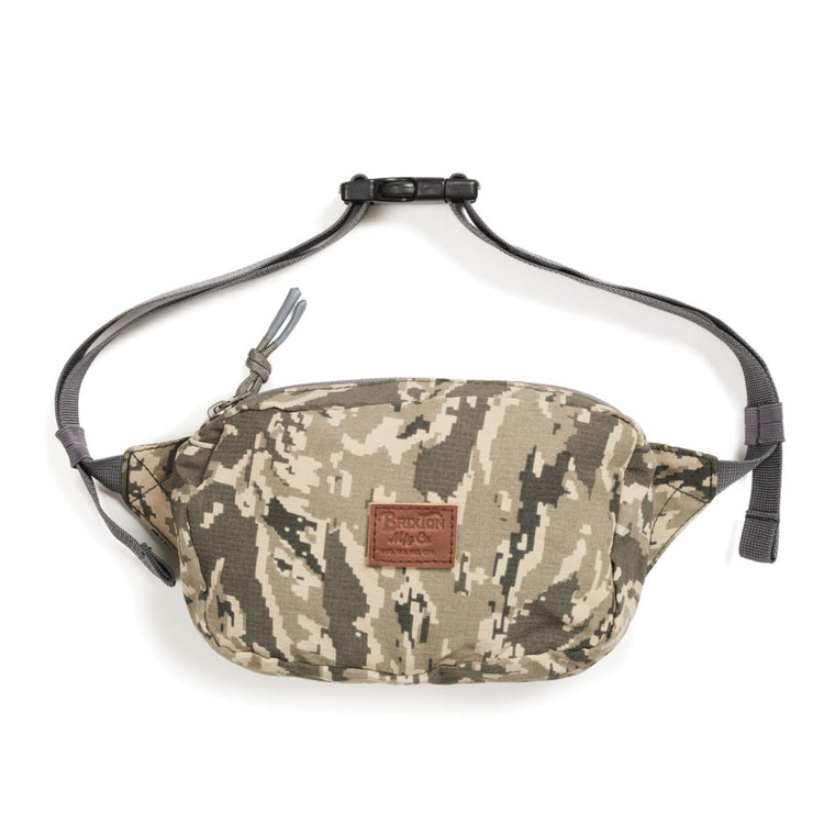Stewart Hip Pack - Digi Tiger Camo | Shop Brixton at IKON in Arrowtown