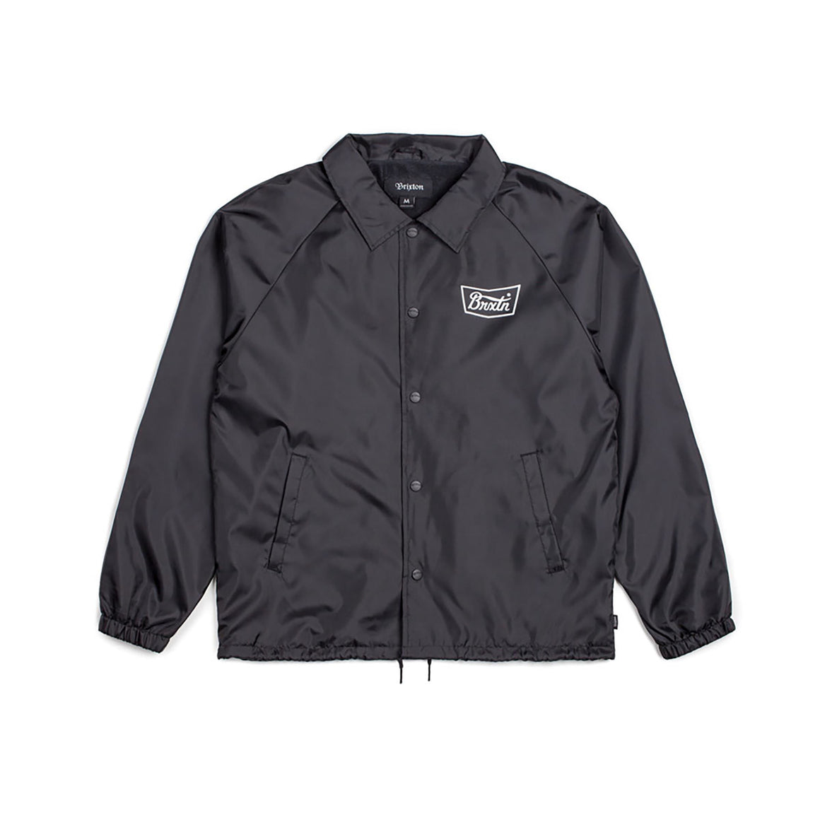 Stith Jacket - Black/White