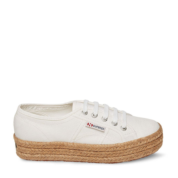 Superga 2730 Cotropew - White | Shop Superga at IKON in Arrowtown, NZ