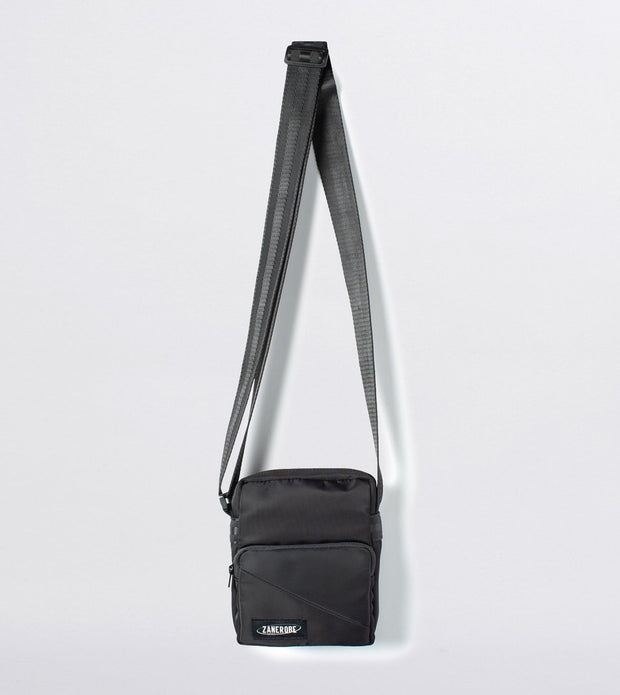 Zanerobe Services Cross-Body Bag Black